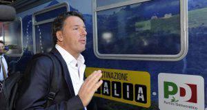 treno Renzi