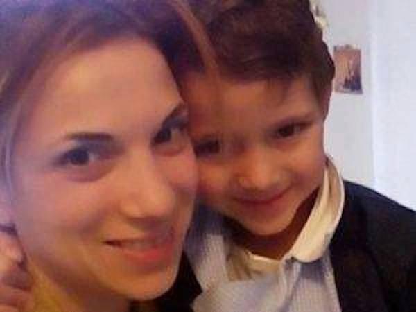 Maria Stella Gravina, incidente mortale con il figlio