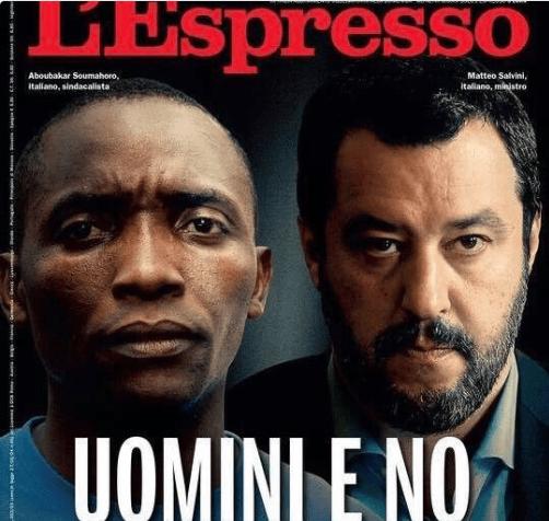 Espresso, Uomini e No