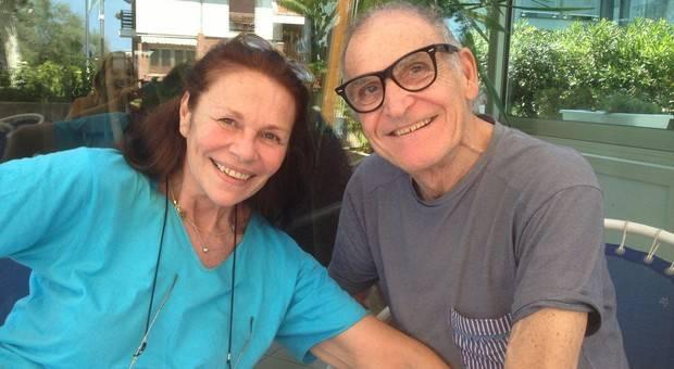 Gino Santercole nel ricordo della moglie