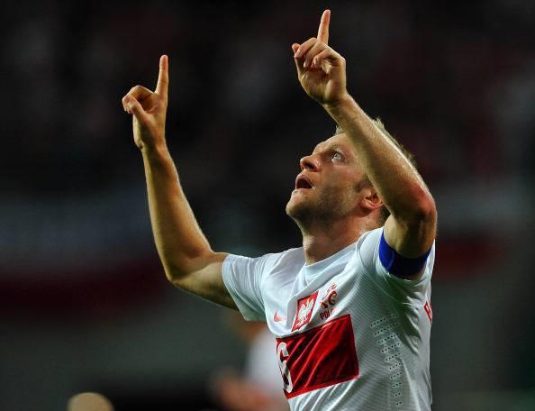 """Błaszczykowski il capitano della Polonia: """"Ogni gol è per mia madre"""""""