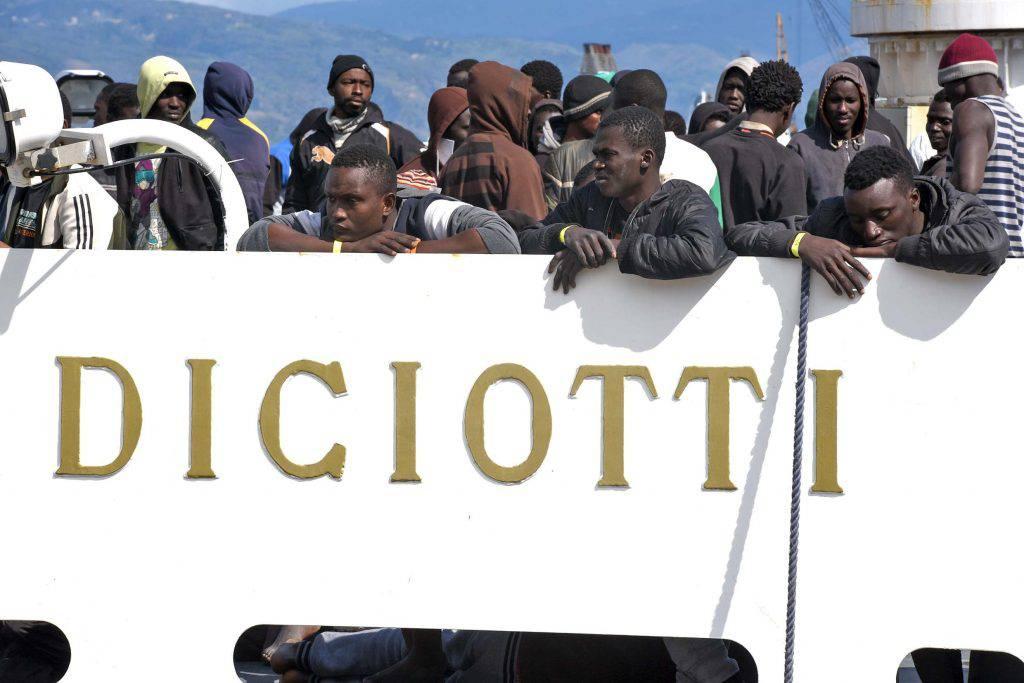 Diciotti, migranti fanno ricorso