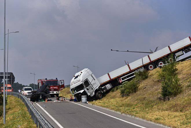 Bergamo, incidente mortale per 4 persone
