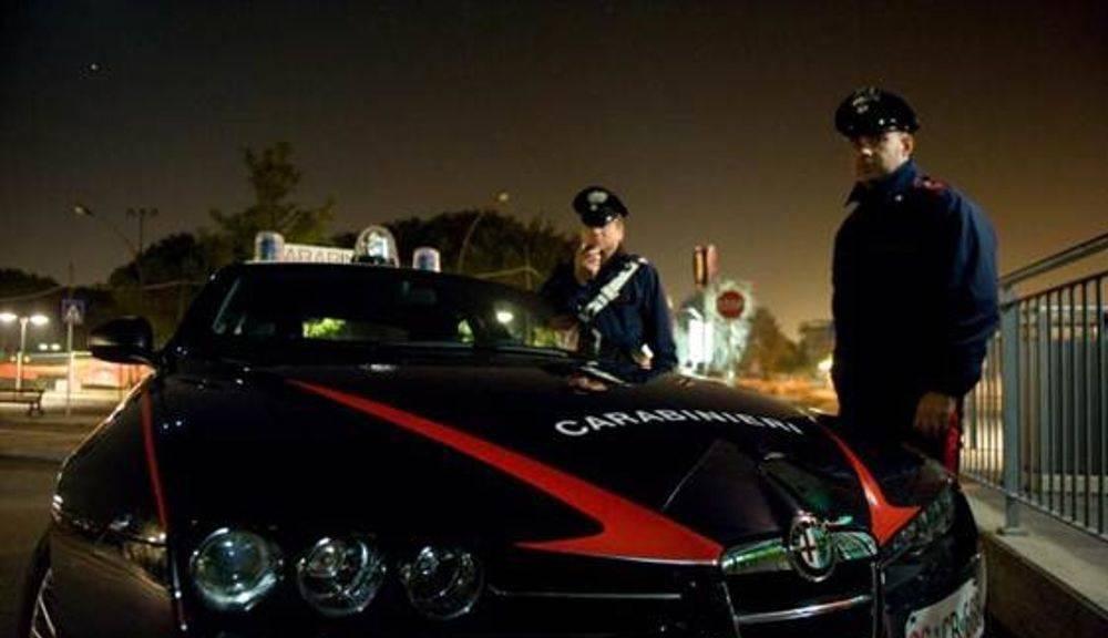 Carabinieri travolti a Pomigliano