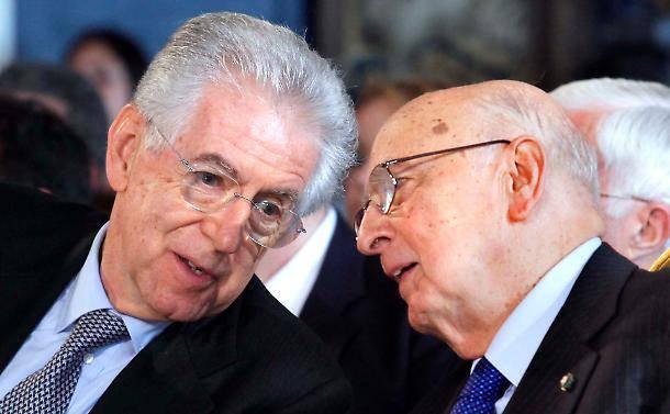 """Mario Monti: """"Sono contro il Governo"""""""