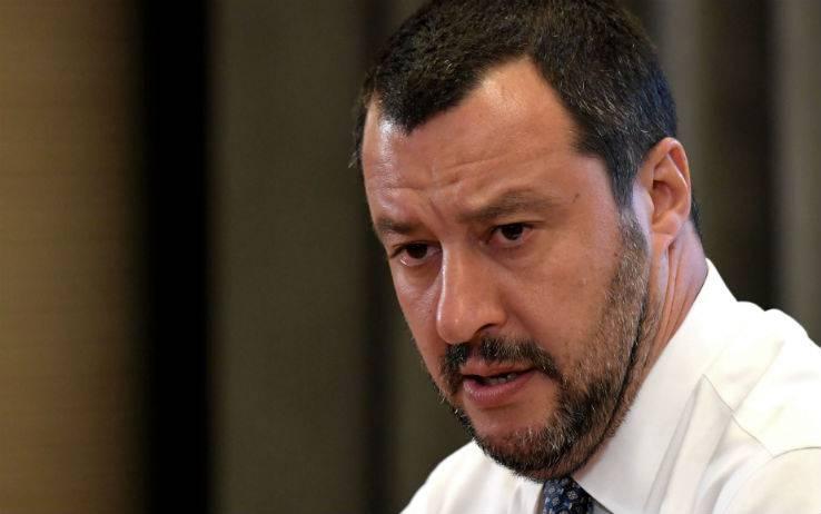 incidente per il figlio di Salvini, il militante PD dice una cosa molto grave