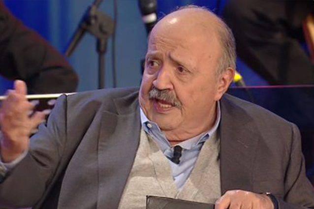 Maurizio Costanzo attacca Fedez e la Ferragni
