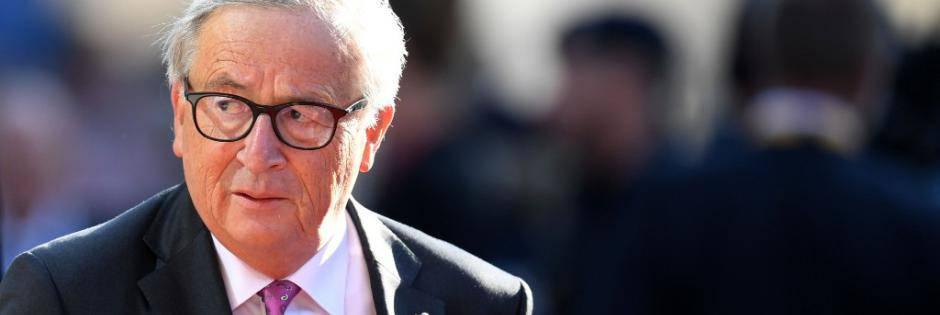 Juncker, parole dure sull'Italia