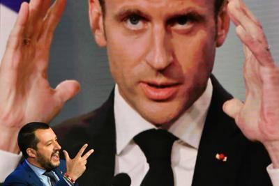 Francia, rimpasto di governo, capo partito Macron diventa ministro Interno