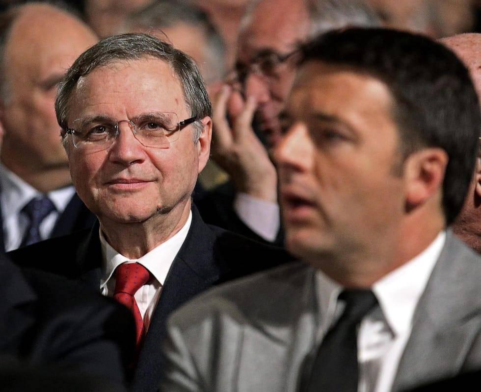 Matteo Renzi e Bankitalia contro la Manovra