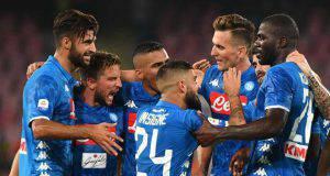 Napoli-Stella Rossa: diretta tv e streaming