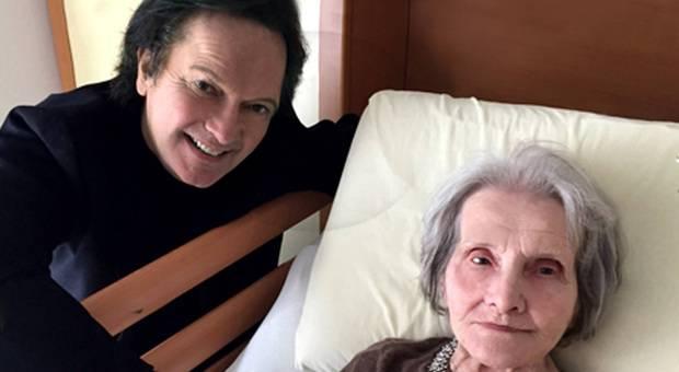 Red Canzian: grave lutto in famiglia, morta la mamma Gianna