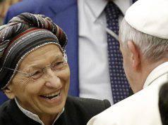 Papa Francesco condanna l'aborto