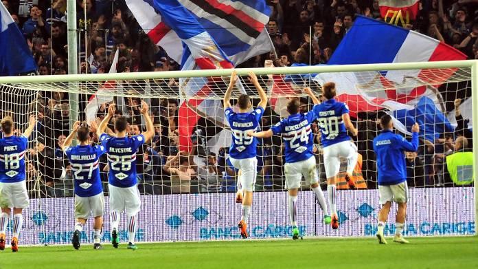 Sampdoria-Bologna: diretta tv e streaming