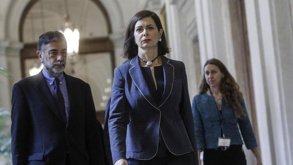 Laura Boldrini e Pietro Grasso sciolgono il partito Liberi e Uguali