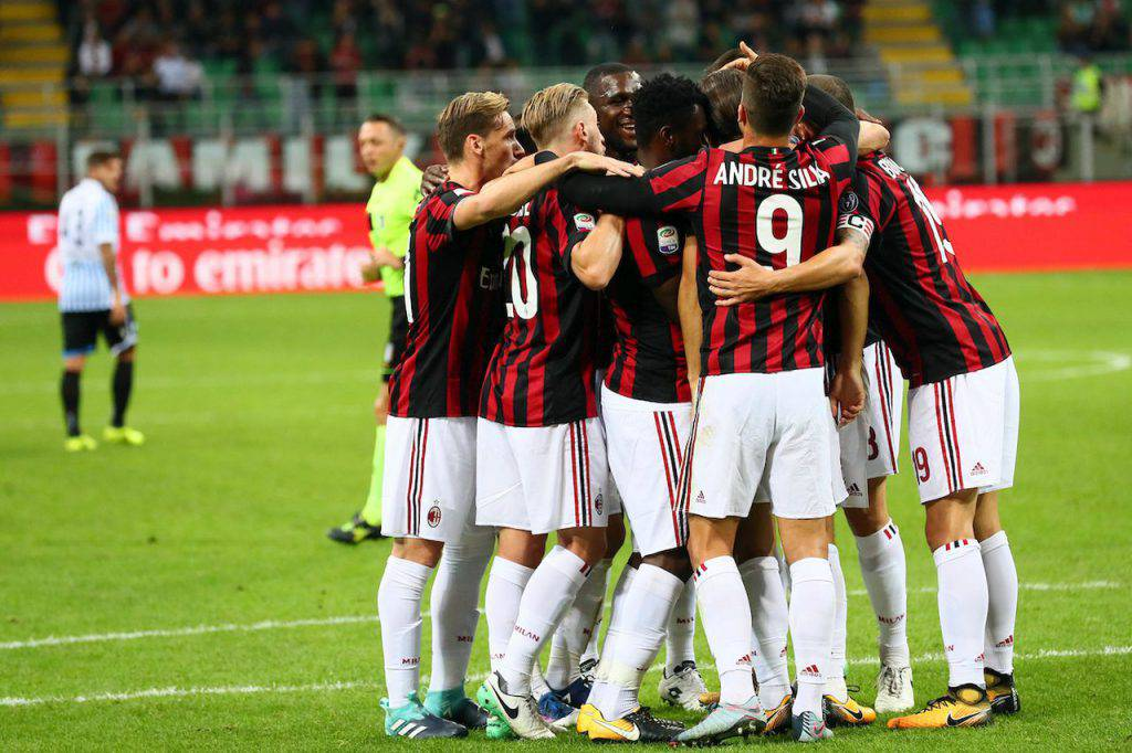 Milan-Dudelange: diretta tv e streaming