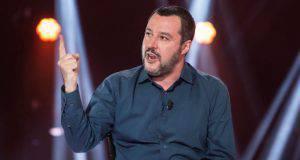 Matteo Salvini replica alla bocciatura UE
