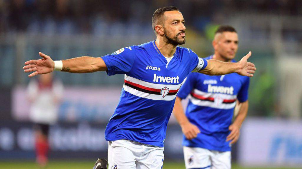 Sampdoria-Parma streaming