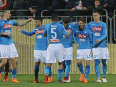 Cagliari-Napoli streaming