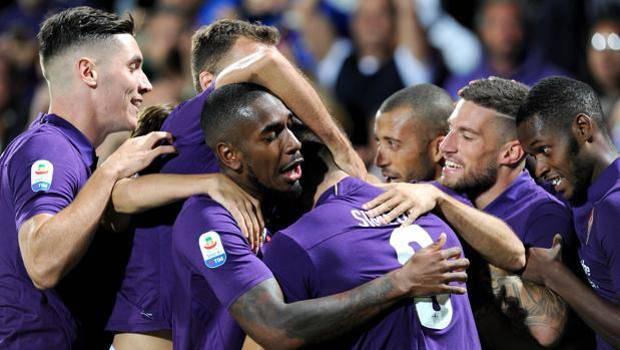 Sassuolo-Fiorentina streaming