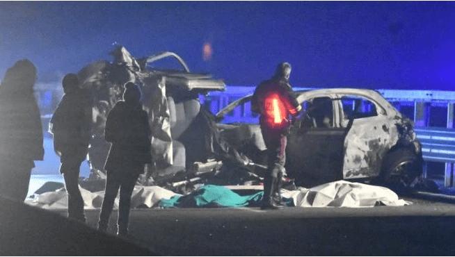Incidente sulla provinciale a Sondrio