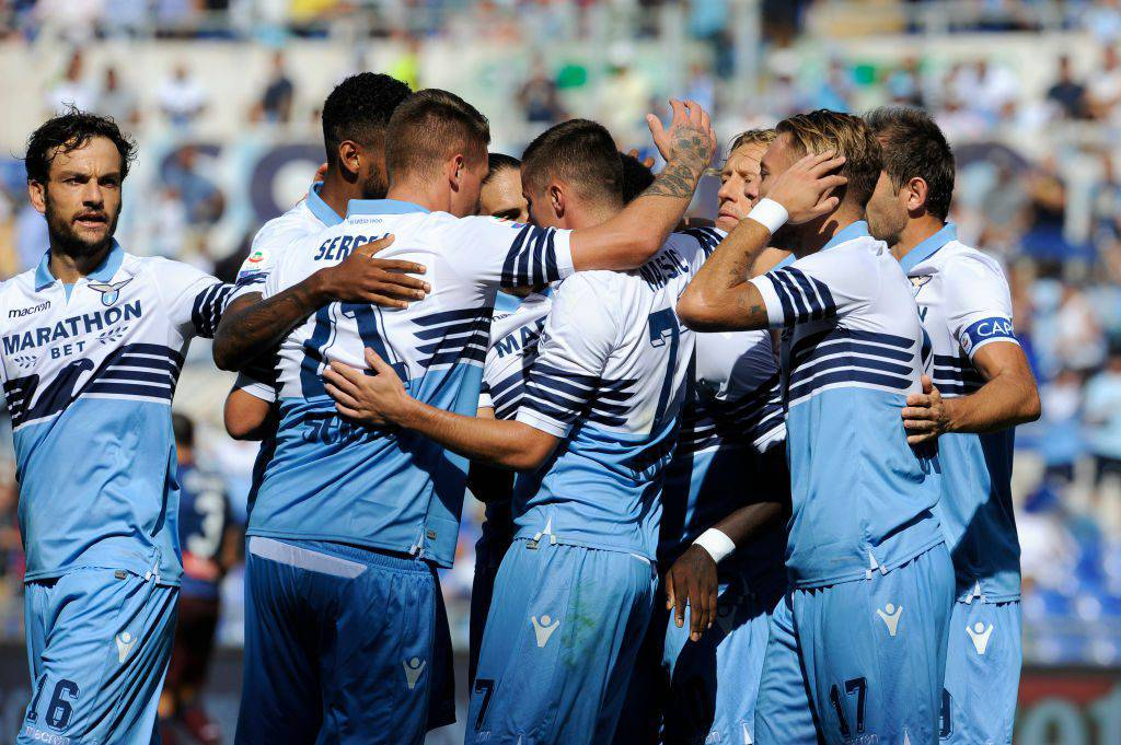 Lazio-Sampdoria streaming
