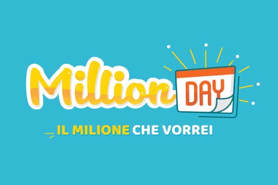 million day estrazioni di oggi 23 dicembre