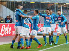 Napoli-Frosinone streaming
