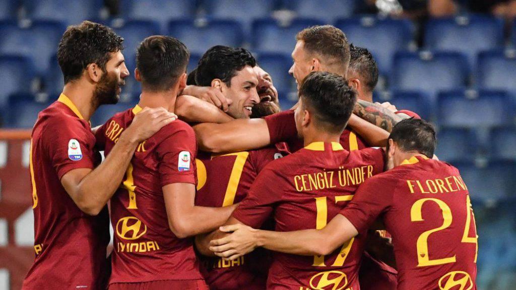 Roma-Genoa streaming