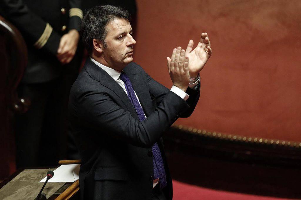 Matteo Renzi torna a Palazzo Chigi