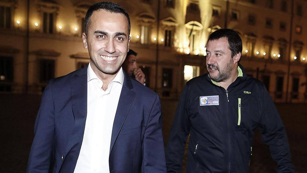 Di Maio e Salvini, altra spallata ai vitalizi - Leggilo
