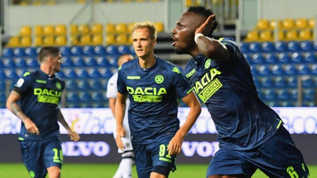 Udinese-Parma