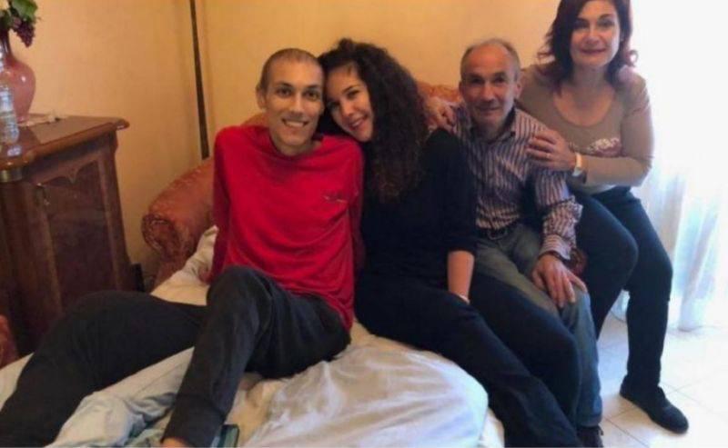 Luca Cardillo muore per un tumore osseo