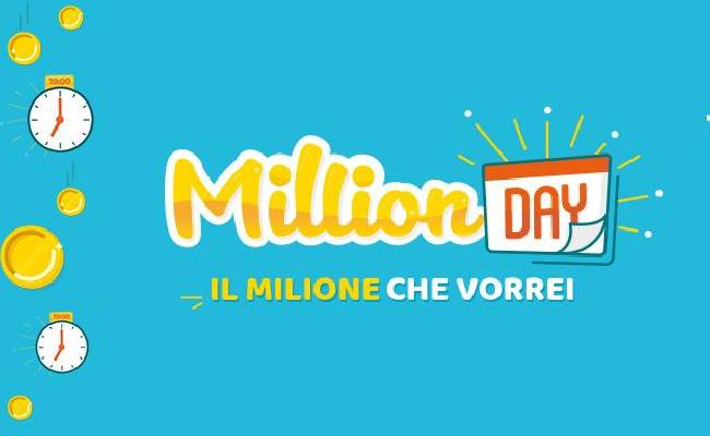million day di oggi