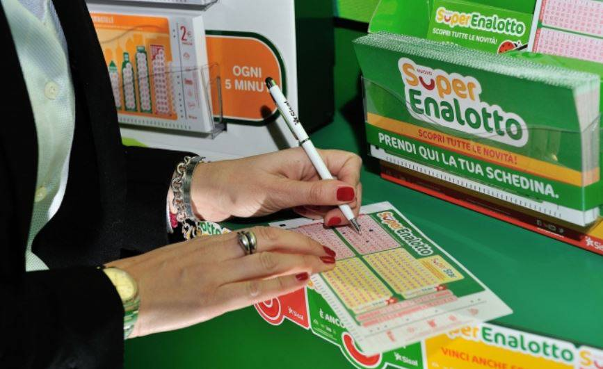 estrazione superenalotto e lotto
