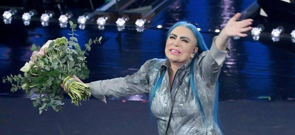 Loredana Bertè, standing ovation a Sanremo - Leggilo