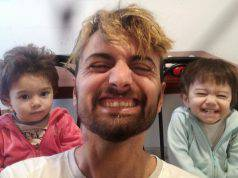 Federico Zeoli picchia la piccola Sara