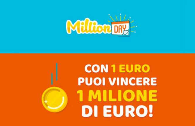 estrazione million