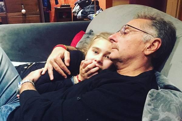 Paolo Bonolis figlia Silvia