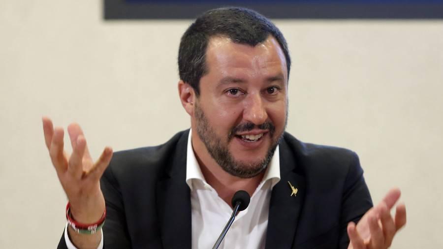Salvini le tappe della causa Diciotti