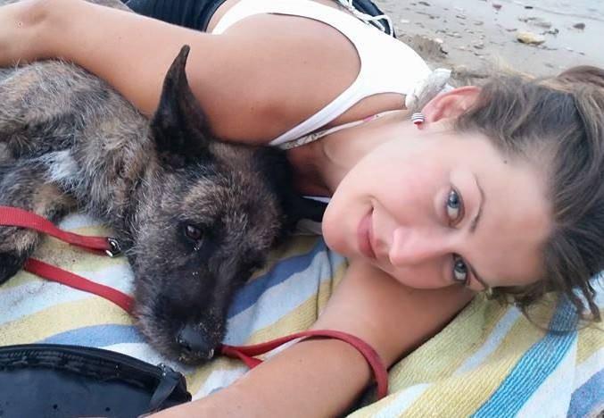 Valeria Chiariello è morta, portava in giro il cane