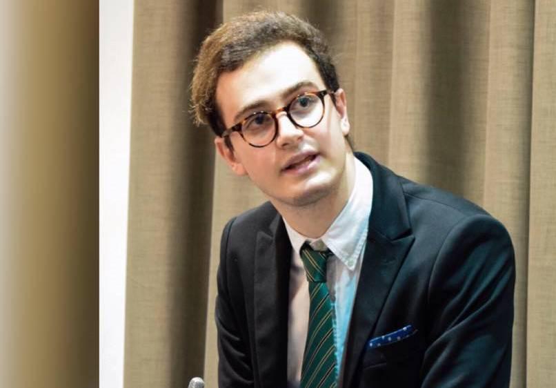 Augusto Casali i social come down