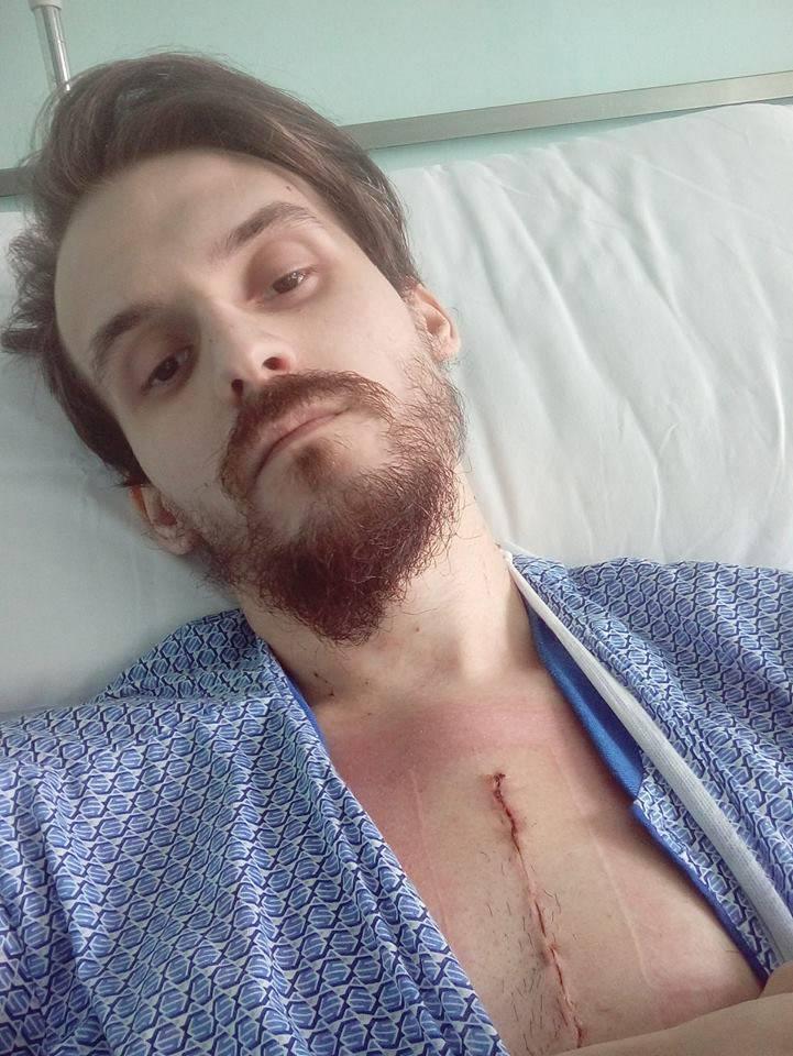 Alessio Scorrano una raccolta fondi per salvarlo - Leggilo
