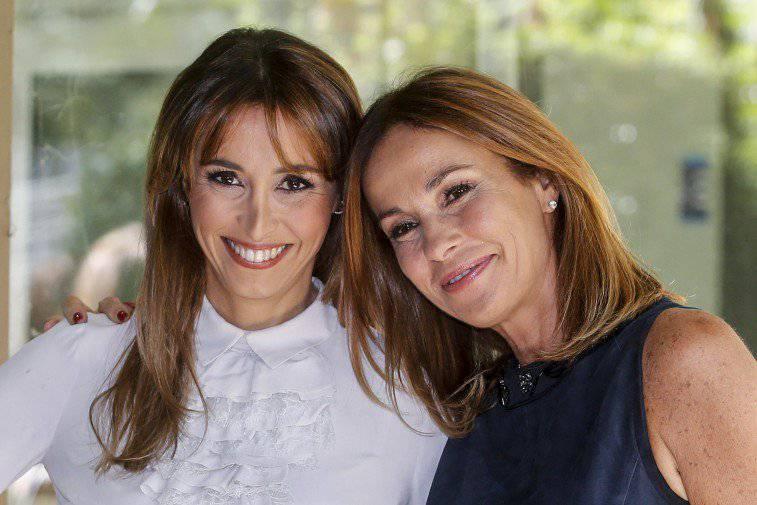 Cristina e Benedetta Parodi pazze per le borse