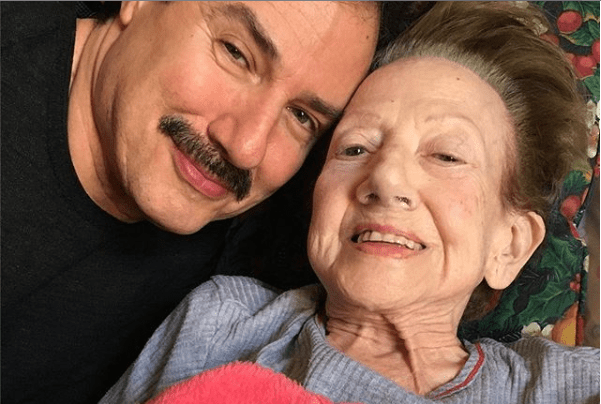 Rosaria Calì, muore la moglie di Ciccio Ingrassia