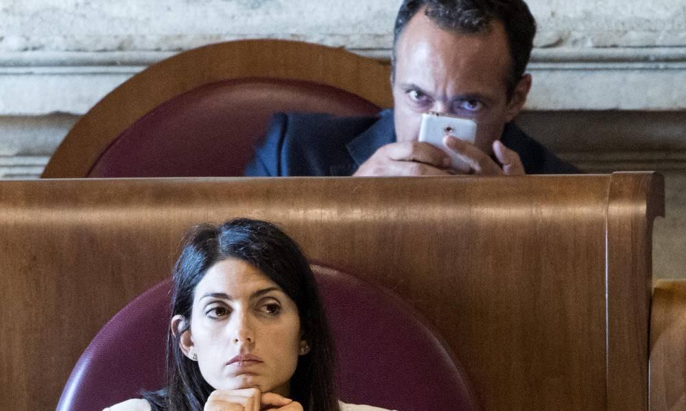 Campidoglio arrestato De Vito - Leggilo