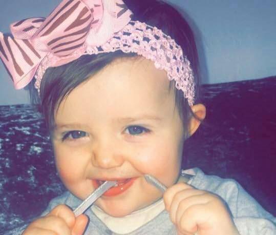 Bimba di 18 mesi muore soffocata mentre dormiva