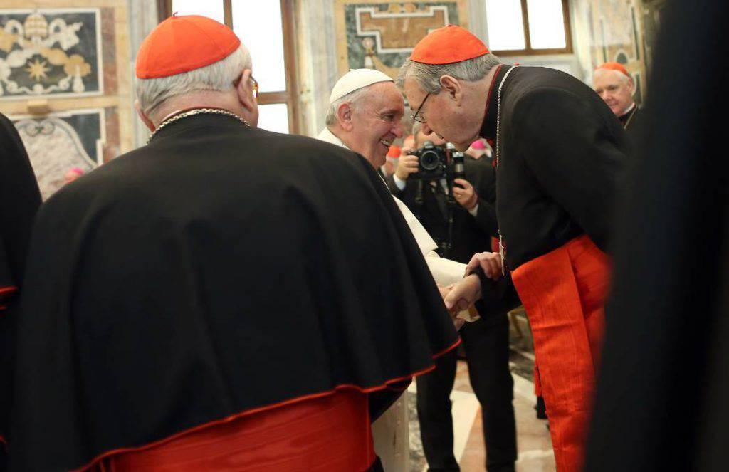 George Pell e Papa Francesco, abusi sui minori - Leggilo