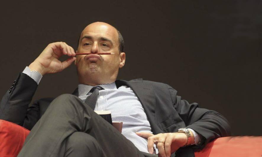 Nicola Zingaretti teza media - Leggilo
