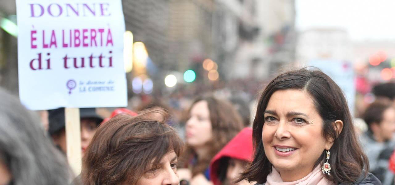 Laura Boldrini parla del Congresso di Verona - Leggilo
